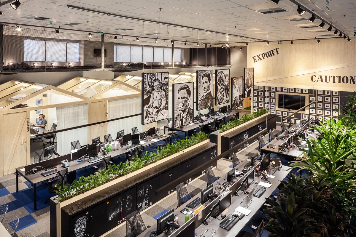 Foto do escritório - São Paulo DataLab Vila Olimpia