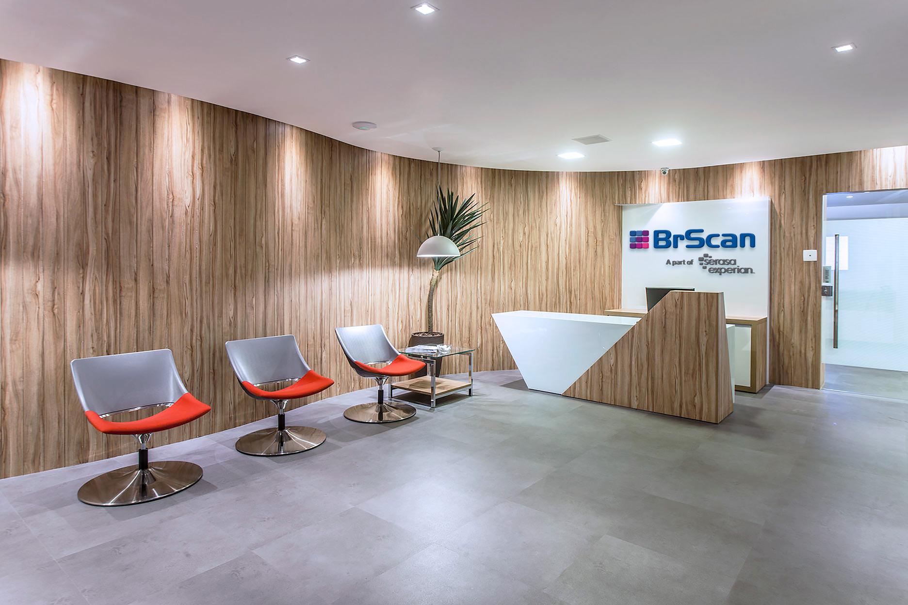Foto do escritório - Brasília